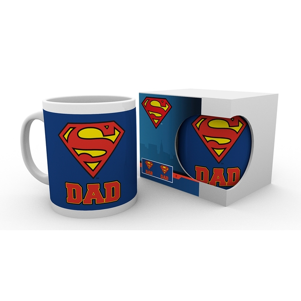 Superman Superdad Mug