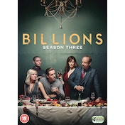 Billions Season 3 DVD