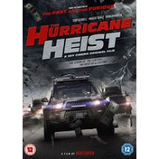 The Hurricane Heist DVD