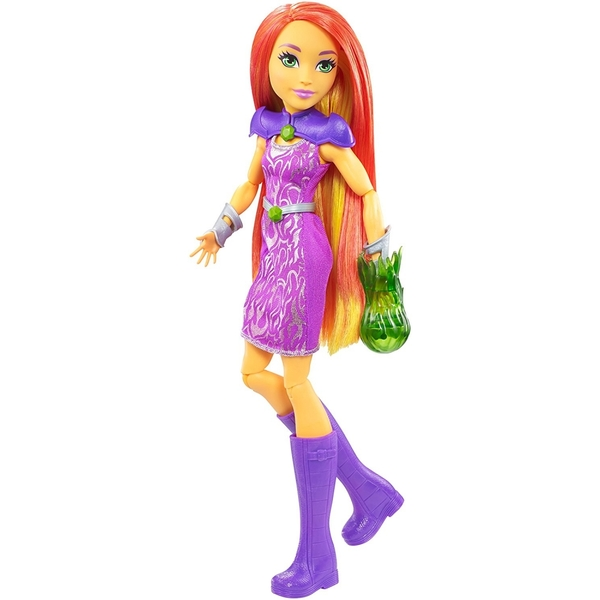 DC Super Hero Starfire 12 Inch Action Doll