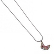 Roseate Emporer Moth Eochroa Trimenii Necklace