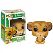 Simba (Disney Lion King) Funko Pop! Vinyl Figure