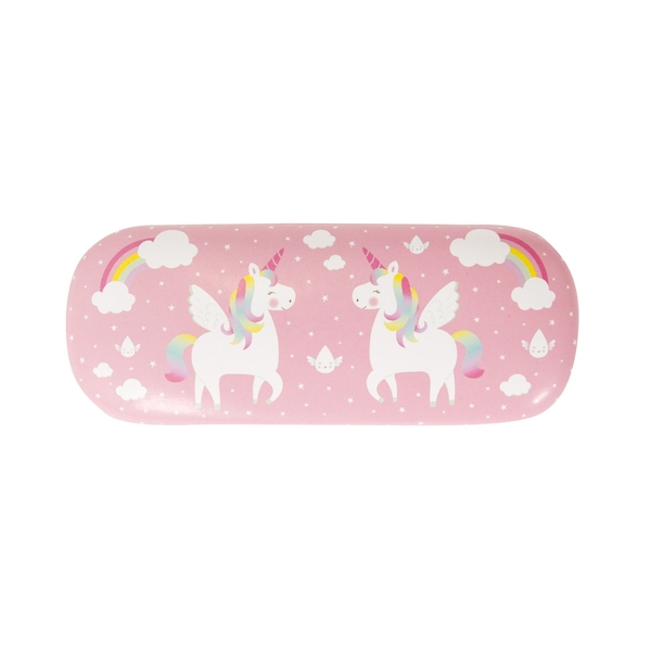 Sass & Belle Rainbow Unicorn Seeing Is Believing Glasses Case