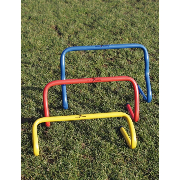 Precision Agility Hurdle Blue 12 Inches - Image 1