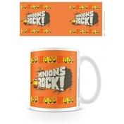 Minnions rock Mug