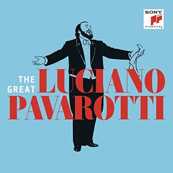 Luciano Pavarotti - The Great Luciano Pavarotti CD