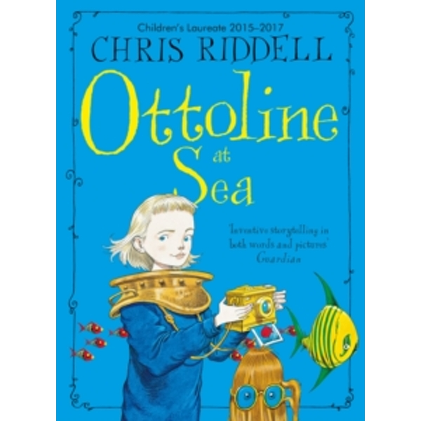 Ottoline at Sea by Chris Riddell (Paperback, 2015)