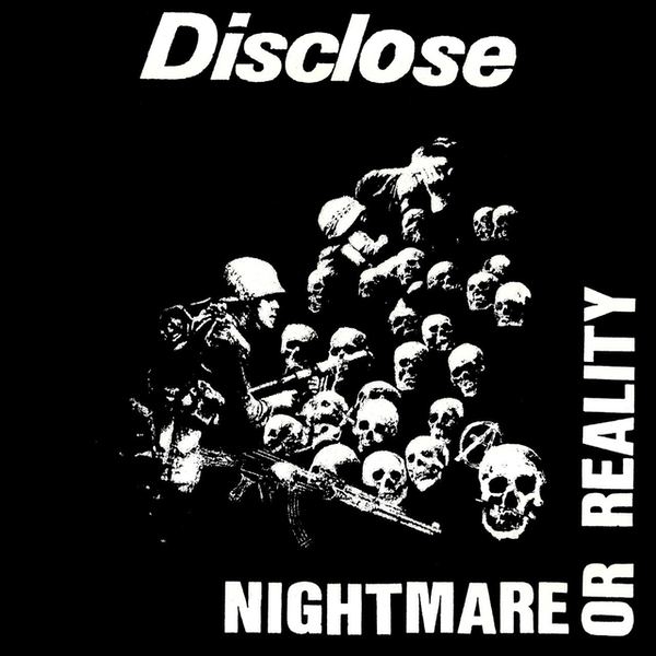 Disclose ‎– Nightmare Or Reality Vinyl