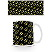 DC Originals Batman Logo Pattern Mug
