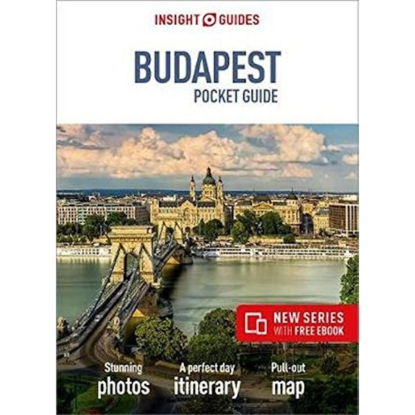 Insight Guides Pocket Budapest (Travel Guide with Free eBook)  Paperback / softback 2018