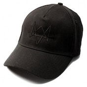 Watch Dogs Grey Cap