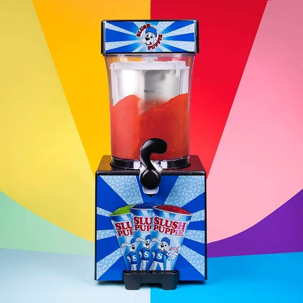 Fizz Creations Slush Puppie Slushie Maker Birthday Party Summer Drinks UK Plug
