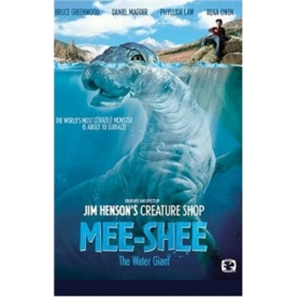 Mee Shee The Water Giant DVD