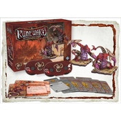 Runewars Miniatures Game: Spined Threshers Expansion Pack Board Game