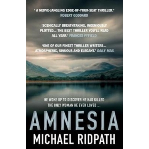 Amnesia : An `ingenious' and `twisting novel', perfect for fans of Peter Lovesey and William Ryan
