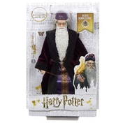 Harry Potter and the Chamber of Secrets Dumbledore Doll - Damaged Packaging
