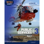 BTEC Level 3 National Public Services Student Book 2 by Elizabeth Toms, Tracey Lilley, Debra Gray (Paperback, 2010)