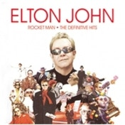 Elton John Rocket Man The Definitive Hits CD