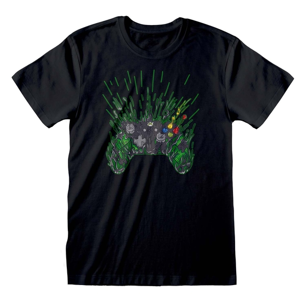 X-Box - Controller Unisex Small T-Shirt - Black