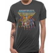 He-Man - Masters Of The Universe Men's XX-Large T-Shirt - Grey