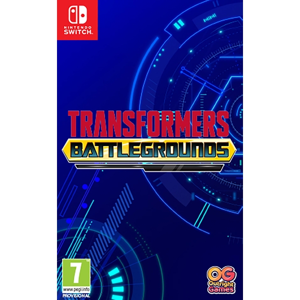 Transformers Battlegrounds Nintendo Switch Game - Image 1