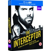 The Intereceptor Blu-ray