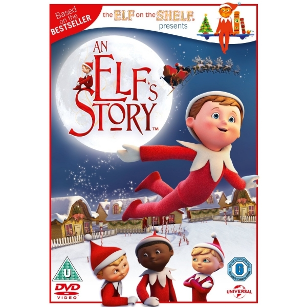 An Elf's Story: The Elf On The Shelf DVD