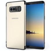 Samsung Galaxy Note 8 Shockproof Gel Case Black