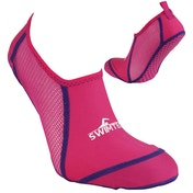 SwimTech Pool Socks Pink - UK Size 5-7
