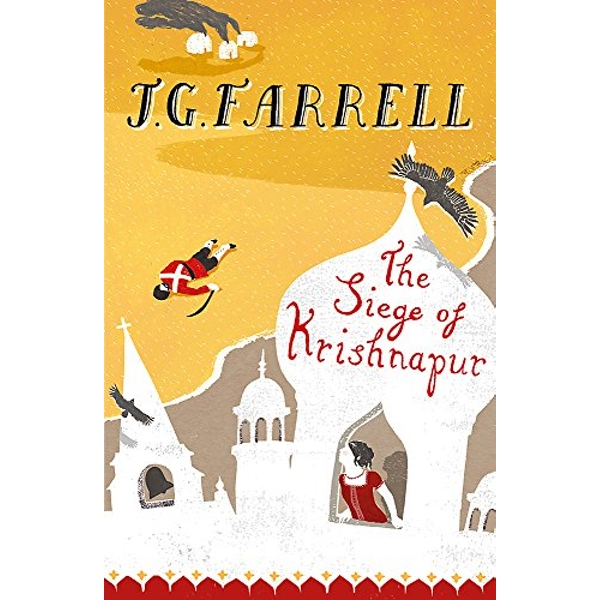 The Siege of Krishnapur by J.G. Farrell (Paperback, 1996)