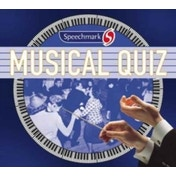 Musical Quiz by Speechmark (CD-Audio, 2000)