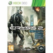 Crysis 2 II Limited Edition Game Xbox 360
