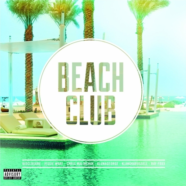 Various Artists - Beach Club CD
