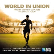 Various Artists - World In Union Rugby World Cup 2015 Album CD