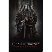 Game Of Thrones You Win Or You Die Maxi Poster