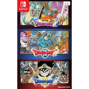 Dragon Quest I, II & III (1, 2 & 3) Collection Nintendo Switch Game