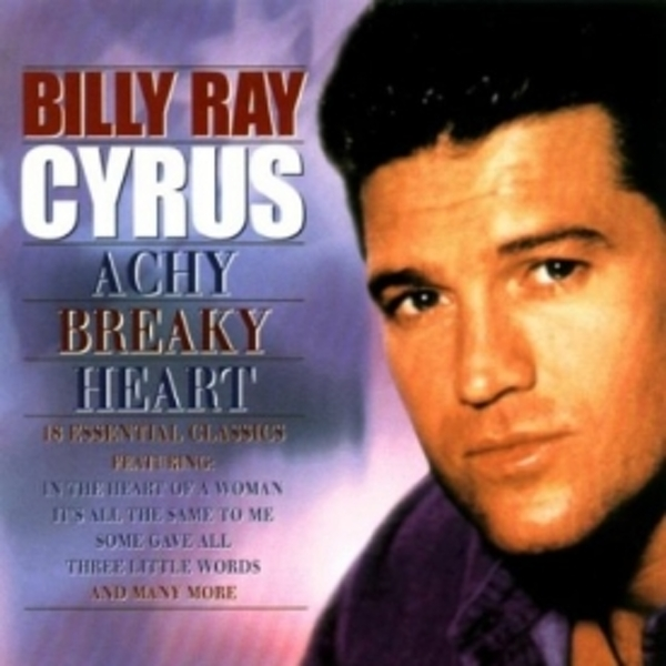 Billy Ray Cyrus - Achy Breaky Heart CD