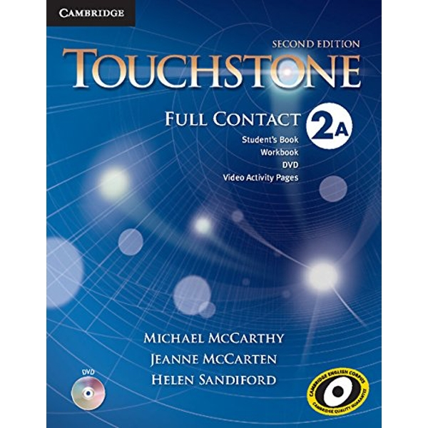 Touchstone Level 2 Full Contact A  Mixed media product 2014