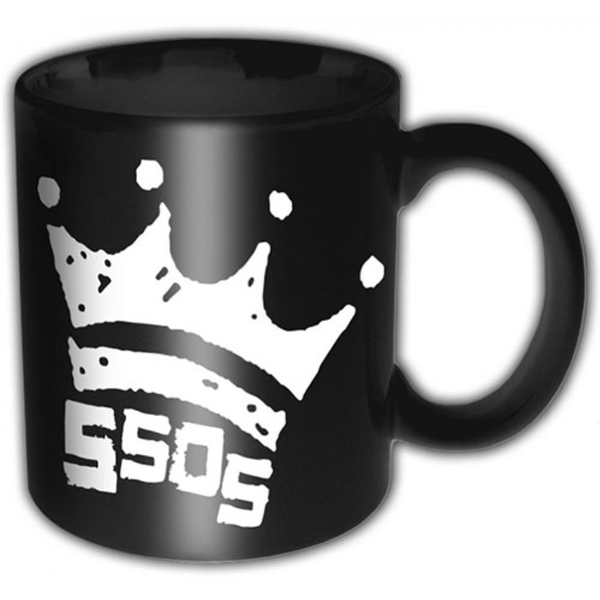 5 Seconds of Summer - Crown Boxed Premium Mug