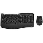 Microsoft Wireless Comfort Desktop 5050 Keyboard and Mouse