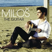Milos - The Guitar CD
