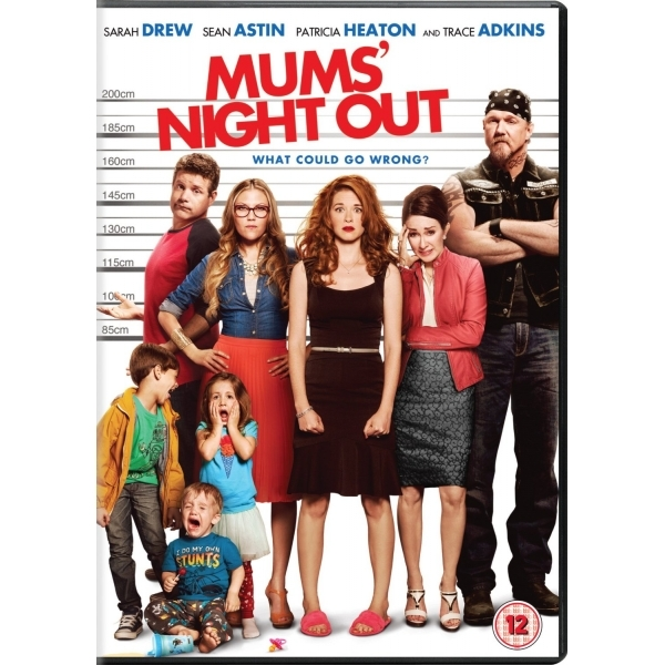 Mom's Night Out DVD
