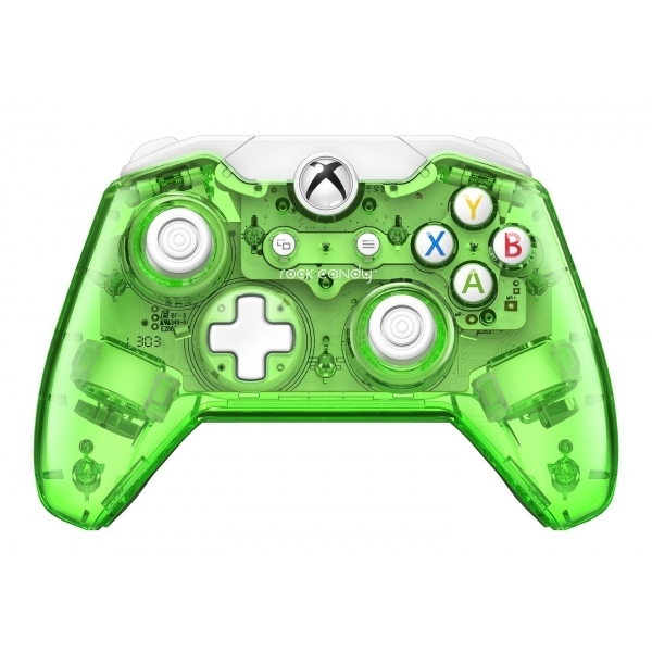 PDP Rock Candy Wired Controller Aqualime for Xbox One