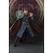 Doctor Strange with Exclusive Flame Set (Marvel) Bandai Tamashii Nations Figuarts Figure - Image 9