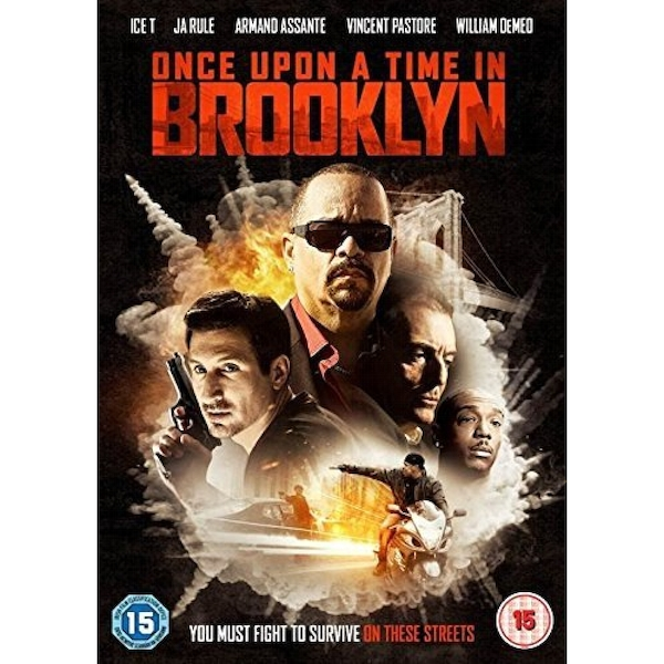 Once Upon A Time In Brooklyn DVD