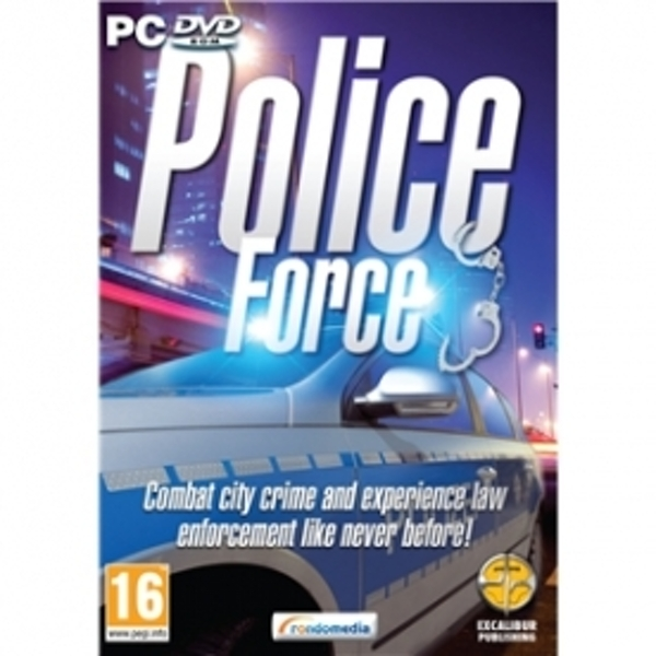 Police Force Game PC