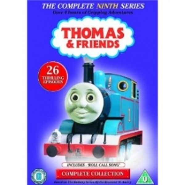 Thomas & Friends - Classic Collection Series 9 DVD