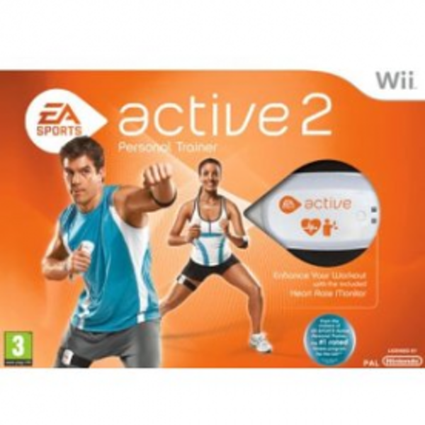 EA Sports Active 2 Game Wii