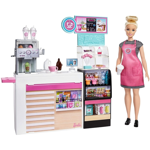 Mattel Barbie - Coffee Shop Playset
