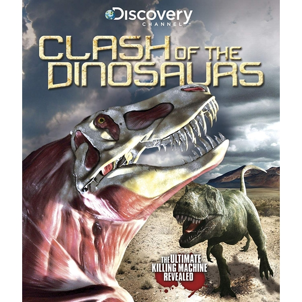 Clash Of The Dinosaurs Blu-Ray